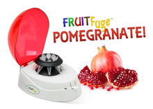 Fruit Fuge Benchtop Mini-Centrifuge with Two Rotors Included