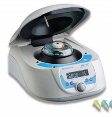Benchmark MC-12,  12-place high-speed benchtop micro-centrifuge