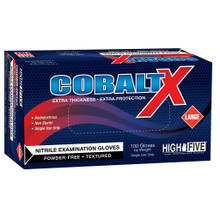 COBALT® X nitrile, powder-free exam gloves, Large, (1000/CS)