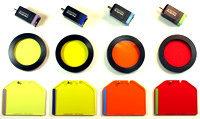 NightSEA color module - Ultraviolet excitation