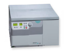 Hermle Z446  high-capacity centrifuge 4 x 750mL, (max RCF 24,328)