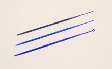 Inoculating loops, Rigid ABS, 25 per sterile zip-bag, 200mm length, 1000/CS