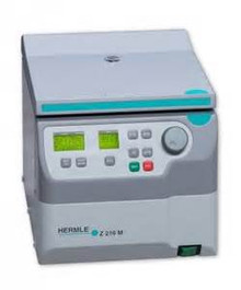Hermle Z216 M High Capacity Microcentrifuge