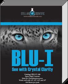 Blu-I Autoradiography Film 5 x 7, 100 Sheets per box