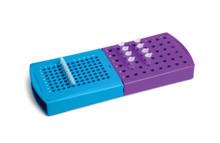 Rota-Rack® Duo rack for 0.2/0.5 and 1.5 mL tubes, 1/EA