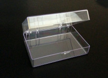 Western blot boxes, 6 x 4 x 2in. 15.2 x 10.2 x 5.1cm, 5/PK
