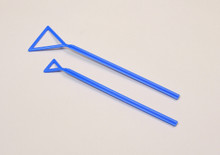 Spreader Triangle, 30 x 207mm, 25/sterile bag, 4 bags/PK