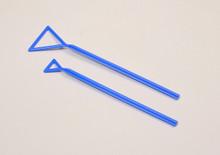 Spreader Triangle, 30 x 207mm, 1/sterile peel, 500 peels/CS