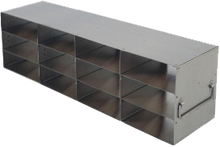 Laboratory Freezer Rack UFHT-43 for 100-place plastic boxes