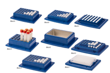 Block G, 26 x 0.5mL and 24 x 1.5mL for the Labnet AccuTherm™ Microtube Shaking Incubator