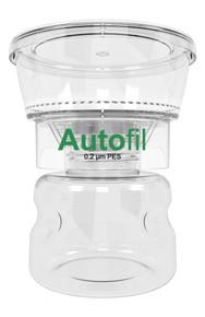 Autofil® Vacuum Filtration System, 250mL, .2 µm PES, STERILE, 12/CS