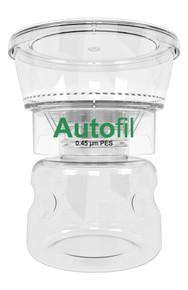 Autofil® Vacuum Filtration System, 250mL, .45 µm PES, STERILE, 12/CS
