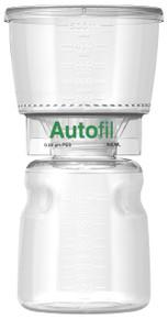 Autofil® Vacuum Filtration System, 1L, .45 µm PES, STERILE, 12/CS