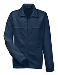 Unisex Full Zip Fleece Jacket