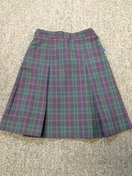 Skirt Plaid or Navy