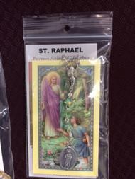 St. Raphael Chaplet