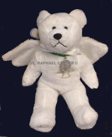 St. Raphael Holy Bear