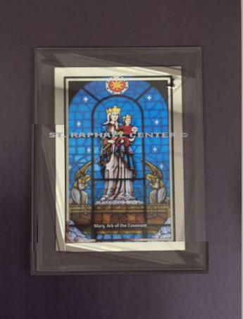 Framed Mary, Ark of the Covenant