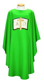 Chasuble & Dalmatic (available in 8 colors & 7 designs)