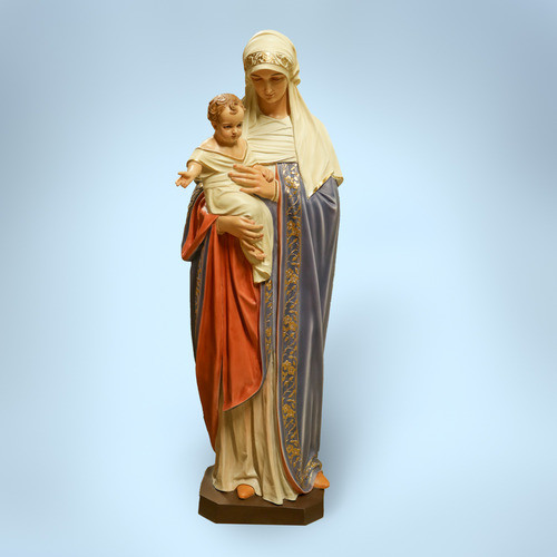 Bernese Mary & Child
