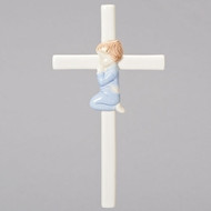 Porcelain Boy Cross