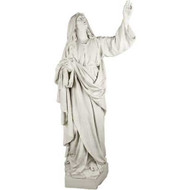 "Mary at the Crucifixion Statue 67""H - fiberglass"
