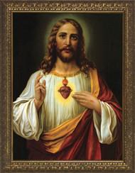 ITALIAN SACRED HEART OF JESUS