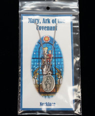 Mary, Ark of the Covenant Medal
