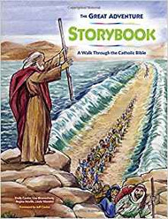 The Great Adventure Storybook: A Walk Through the Catholic Bible