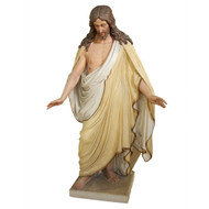 "Thorwaldsen's Christ 60"" H"