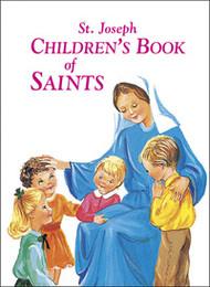 ST. JOSEPH CHILDREN'S BOOK OF SAINTS