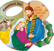 CHRISTMAS JOY (St. Joseph Rattle Book)