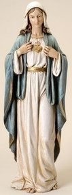 Immaculate Heart of Mary Figure