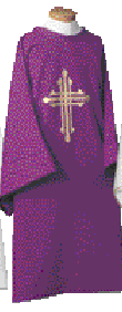 Dalmatic (available in 8 colors & 5 designs)