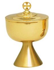 Gold Plated Ciborium K596