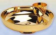 Gold Plated Intinction Set K609
