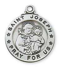 ST. JOSEPH MEDAL L600