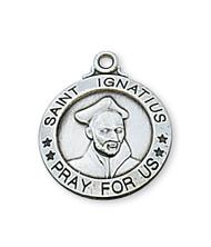 ST. IGNATIUS MEDAL L600