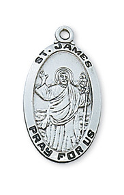 ST. JAMES MEDAL L550JA