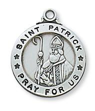 ST. PATRICK MEDAL L600PT