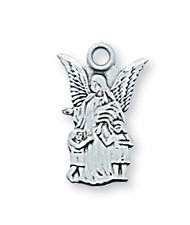 GUARDIAN ANGEL MEDAL L465