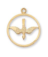 HOLY SPIRIT MEDAL J369