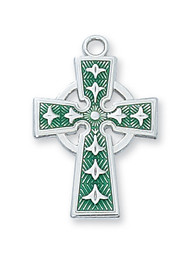 CELTIC CROSS L8083E