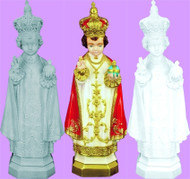 INFANT OF PRAGUE OUTDOOR STATUE 24""
