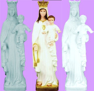 OUR LADY OF MERCY OUTDOOR STATUE 24""