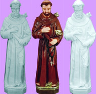 ST. FRANCIS OUTDOOR STATUE 32""