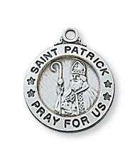ST. PATRICK MEDAL L700