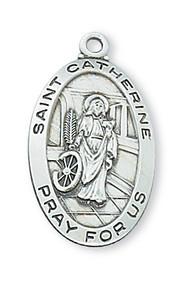 ST. CATHERINE MEDAL L500CT