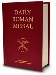 Daily Roman Missal (Burgundy Hardcover)