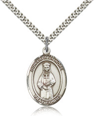 Our Lady of Hope Sterling Silver Medal 7230-bliss